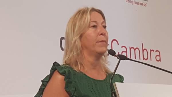 La alcaldable del PDeCAT en Barcelona, Neus Munté