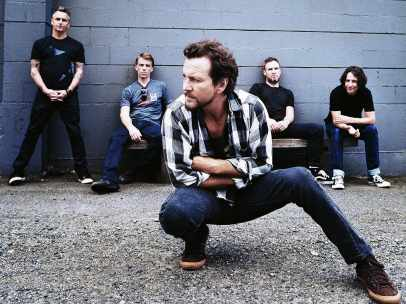 Eddie Vedder Pearl Jam Mad Cool