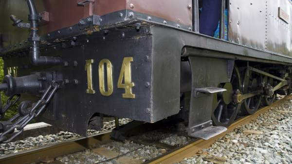 Museo vasco del ferrocarril.