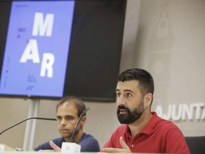 Pere Fuset i Ricardo Caballer