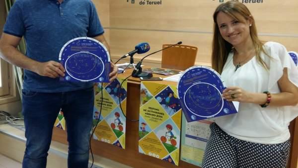 Presentación de las actividades de verano en Gúdar Javalambre