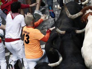 Tocando al toro
