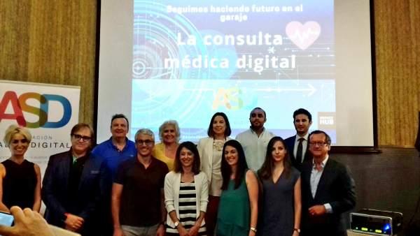 Piñana en el encuentro nacional sobre consulta médica