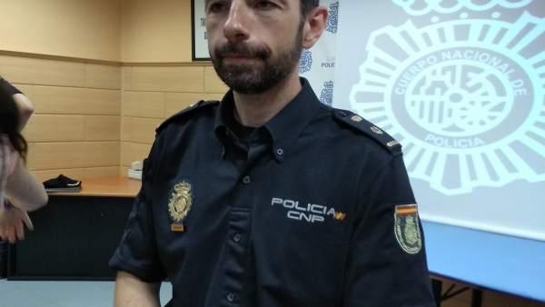 Inspector Jefe, Fermín Treceño.