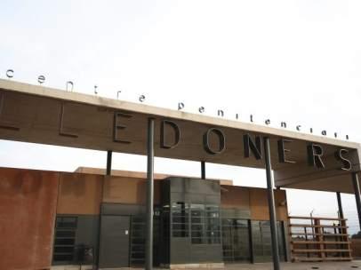 Imagen exterior de la cárcel de Lledoners en Sant Joan de Vilatorrada (Bacelona)