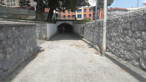 Túnel de la Orconera
