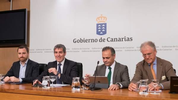 RUEDA DE PRENSA Informe IMPACTUR Canarias 2017