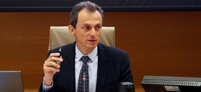 Comparecencia Pedro Duque
