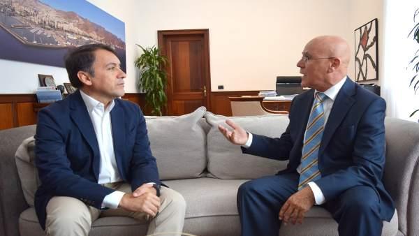 Bermúdez y Rafael Yanes