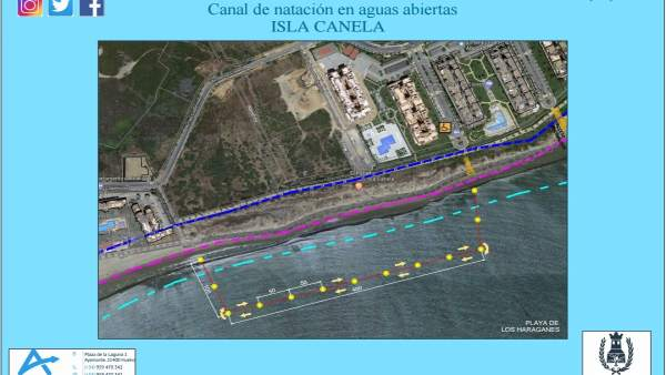 [Grupohuelva] Ayamonte. Canal Natación En Aguas Abiertas