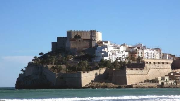 Castillo de Peñíscola en una imagen de archivo