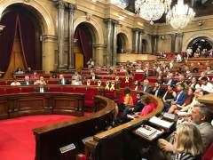 El Constitucional suspende cautelarmente la moción del Parlament que ratifica los objetivos políticos del 9-N