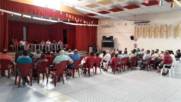 Asamblea General de la Sociedad de Cazadores Sierra Alta