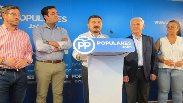 Toni Martín durante la rueda de prensa