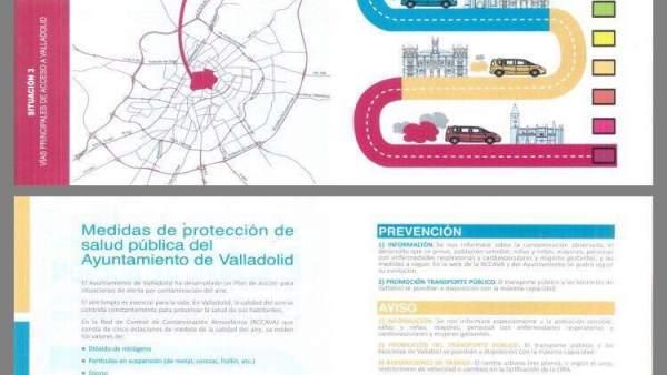 Cuadro explicativo de la Policía sobre las restrucciones en el tráfico
