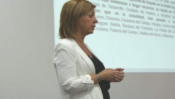María Teresa Jiménez Díaz