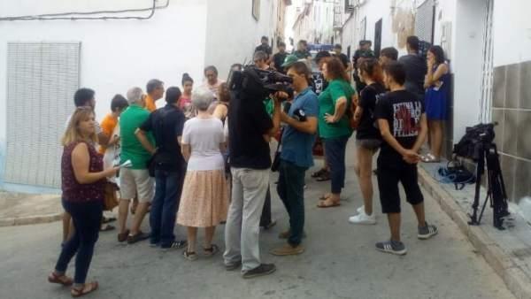 El juzgado detiene un desahucio en Oliva (Valencia) y da 3 meses a la familia