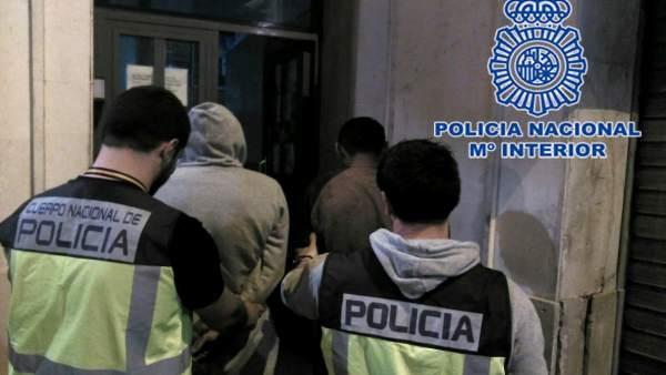 Traslado dependencias policiales