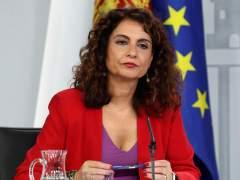 La ministra Montero admite que no se podrán publicar los nombres de los beneficiados por la amnistía fiscal