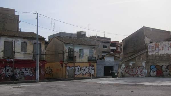 Ribó demana col·laboració a la Policia Nacional contra la droga en elCabanyal