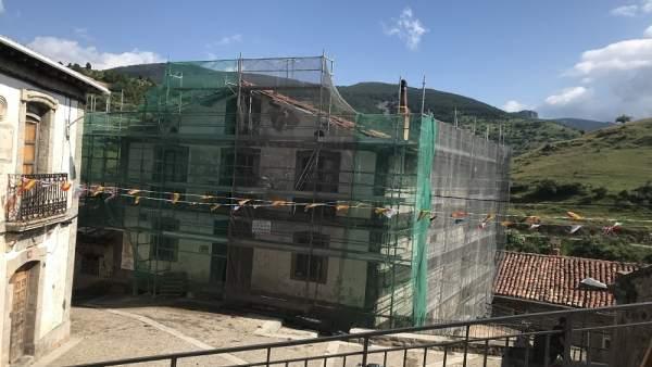 Rehabilitación de la vivienda de Montengro de Cameros (Soria)