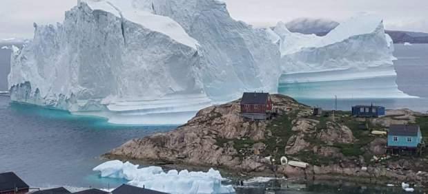 El hielo de Groenlandia se derrite cuatro veces más rápido que en 2003