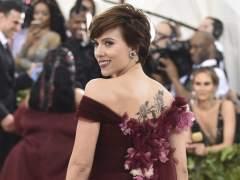 Scarlett Johansson, la actriz mejor pagada del año según Forbes