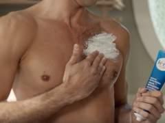Según dermatólogos la espuma de afeitar con mentol alivia quemaduras por el sol