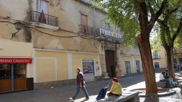 Casa palacio del Pumarejo
