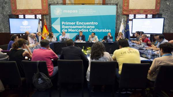 Primer Encuentro Iberoamericano de Mercados Culturales
