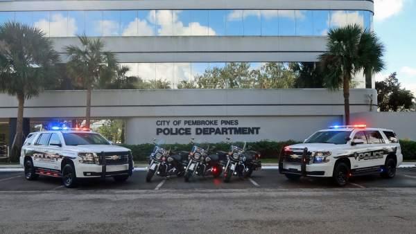 Policía de Pembroke Pines