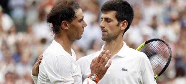 La Copa ATP: un torneo que competirá con la Davis de Piqué con el apoyo de Federer y Djokovic... ...