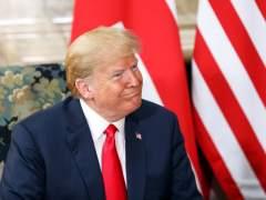 """Trump afirma estar """"muy contento"""" con las negociaciones con Corea del Norte"""