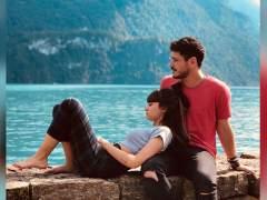 Aitana y Cepeda disfrutan en Suiza de sus primeras vacaciones juntos