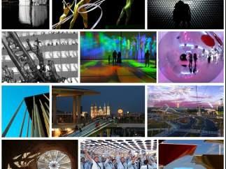 Muestra fotográfica colectiva en recuerdo de la Expo 2008