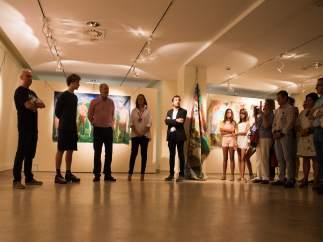 La muestra 'The Baptism' da inicio al Festival Internacional Buñuel Calanda