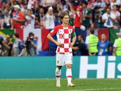 Luka Modric, Balón de Oro... del Mundial