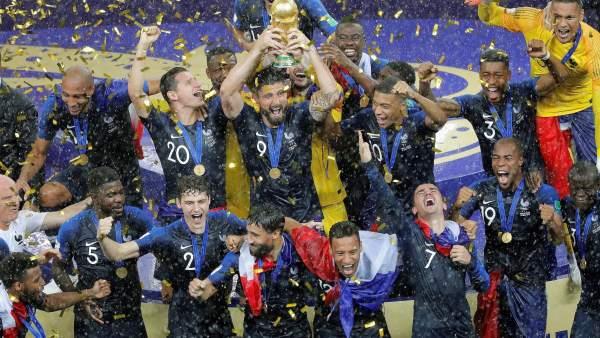 Resultado de imagen para francia 2018