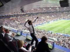La euforia de Macron
