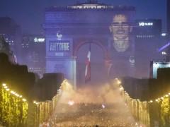 Al menos dos muertos y varios heridos en Francia en la celebración del título mundial