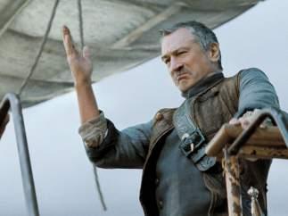 Robert de Niro rechazó ser Jack Sparrow