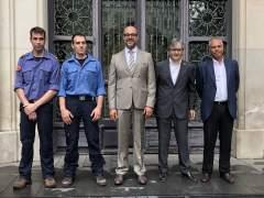 """Interior renueva la cúpula de Bomberos para revertir la """"situación crítica"""" del cuerpo"""