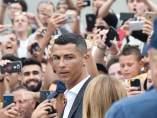 Cristiano Ronaldo, ídolo en Turín