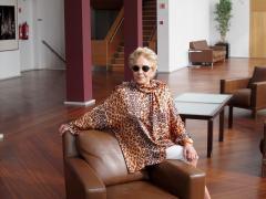 Lola Herrera se despide de 'Cinco horas con Mario'