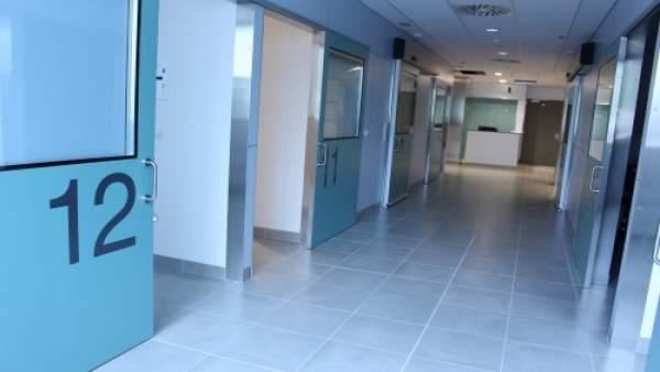Las nuevas Urgencias del Hospital Josep Trueta de Girona