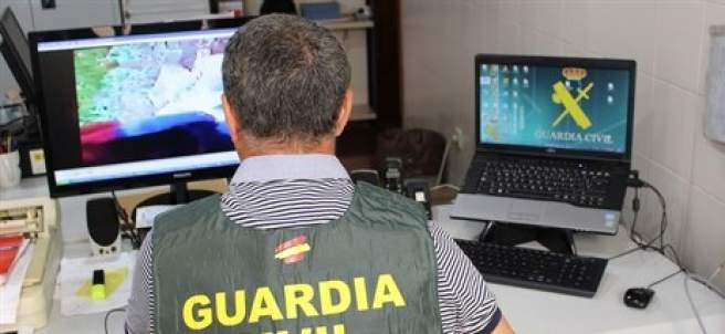 Guardia Civil.