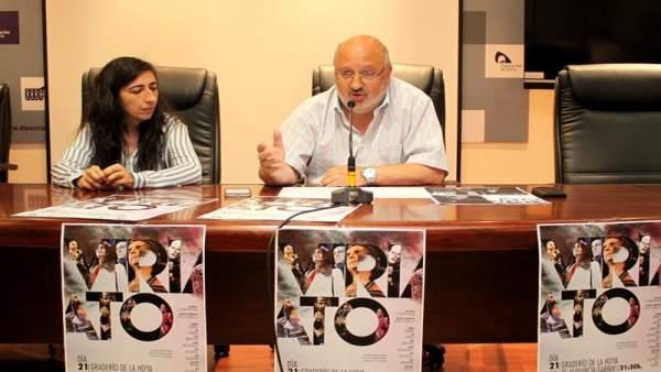 Laura de Diego y Amancio Martínez