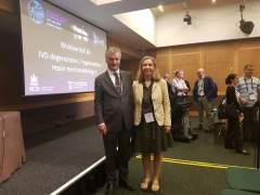 María Ángeles Pérez Ansón, nueva presidenta de la Sociedad Europea de Biomecánic