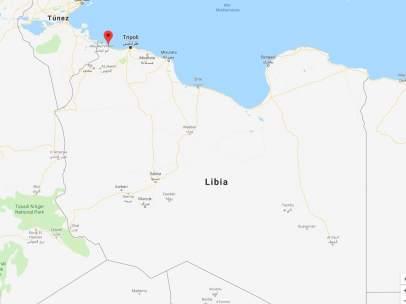 Zawara, Libia