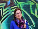 La escritora peruana Carmen Ollé
